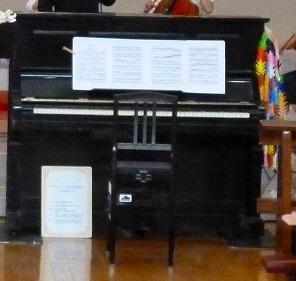 被爆ピアノ