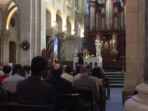 聖母マリアに捧げるコンサート2016